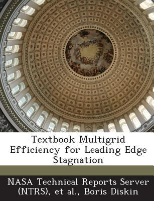Textbook Multigrid Efficiency for Leading Edge Stagnation