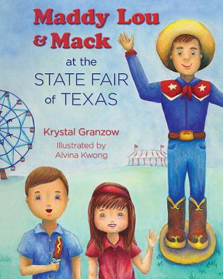 Maddy Lou & Mack at the State Fair of Texas