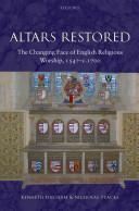 Altars Restored