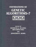 Foundations of genetic algorithms 7