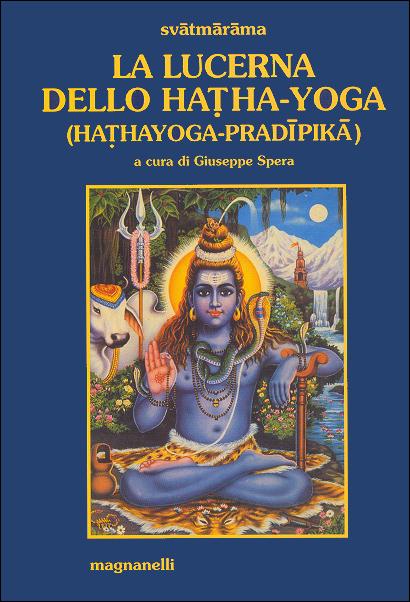 La lucerna dello hatha-yoga