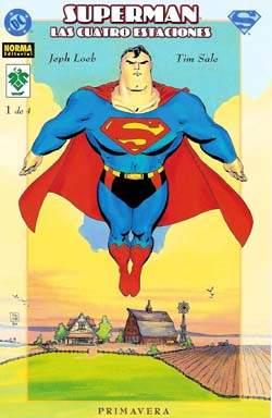 Superman: Las cuatro...