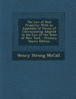 The Law of Real Property
