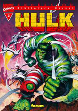 Biblioteca Marvel: H...