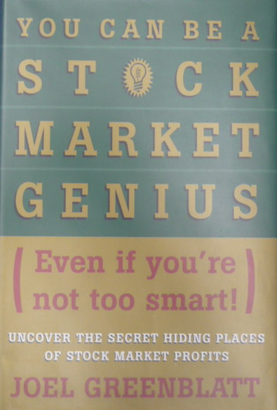 You Can Be a Stock Market Genius Even if You're Not Too Smart