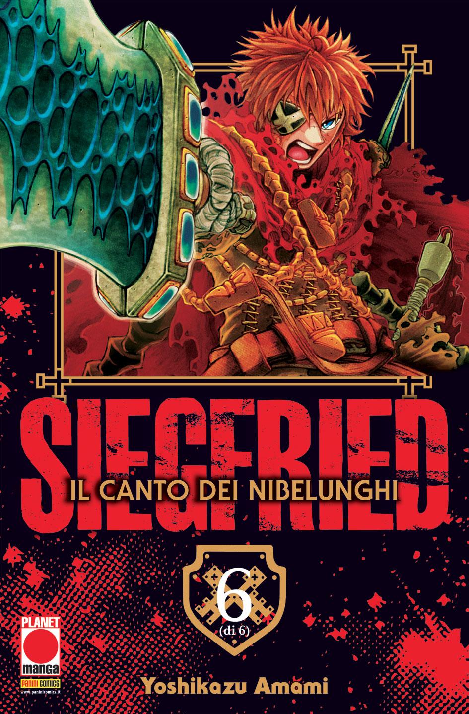 Siegfried - Il canto dei Nibelunghi vol. 6