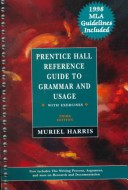 Prentice Hall Reference Guide to Grammar and Usage With Exercises/With