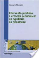 Intervento pubblico e crescita economica