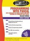 Schaum's Outline of Programming with Pascal