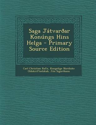 Saga Jatvaroar Konun...