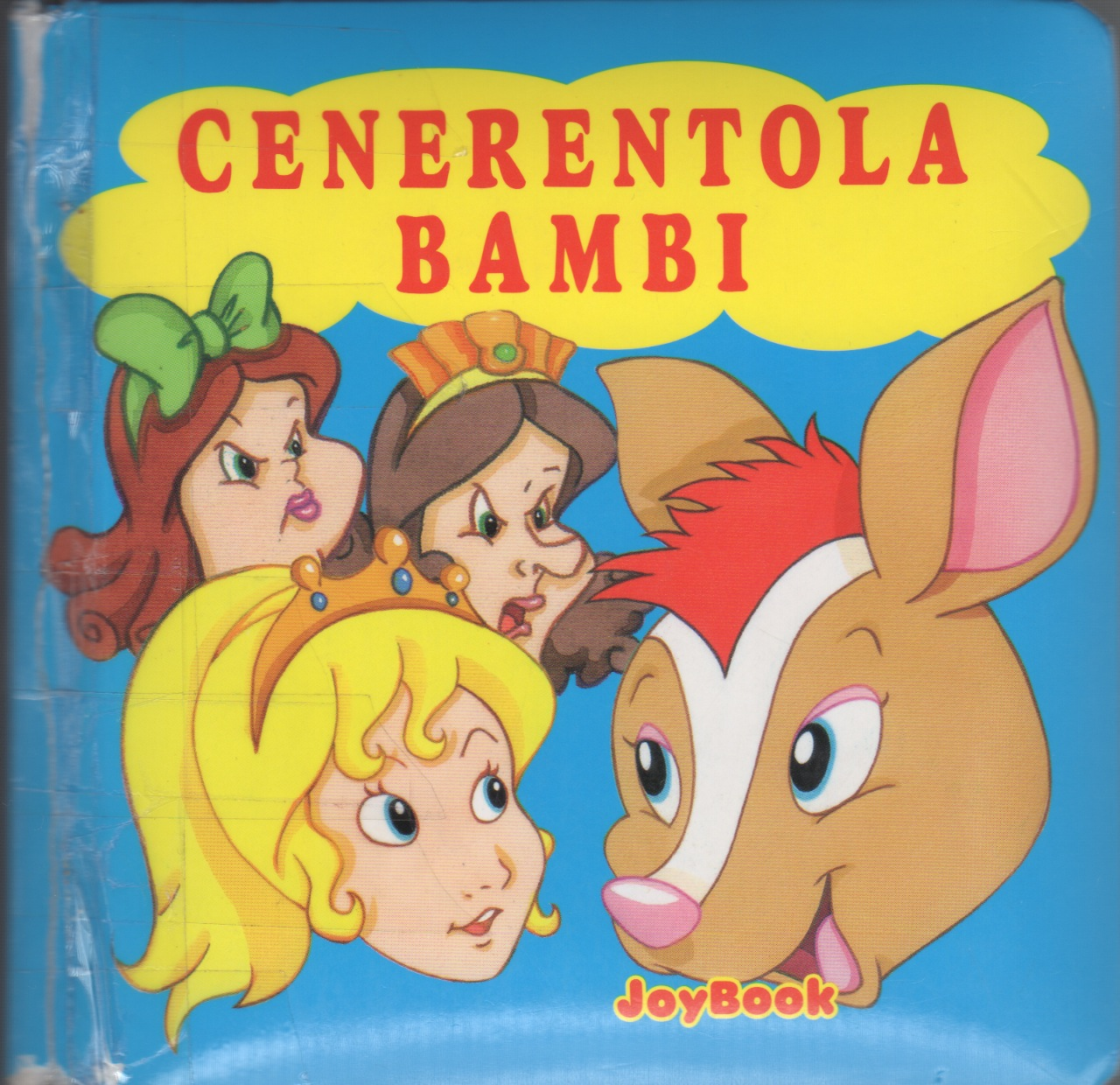 Cenerentola-Bambi