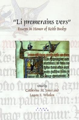 Li Premerains Vers