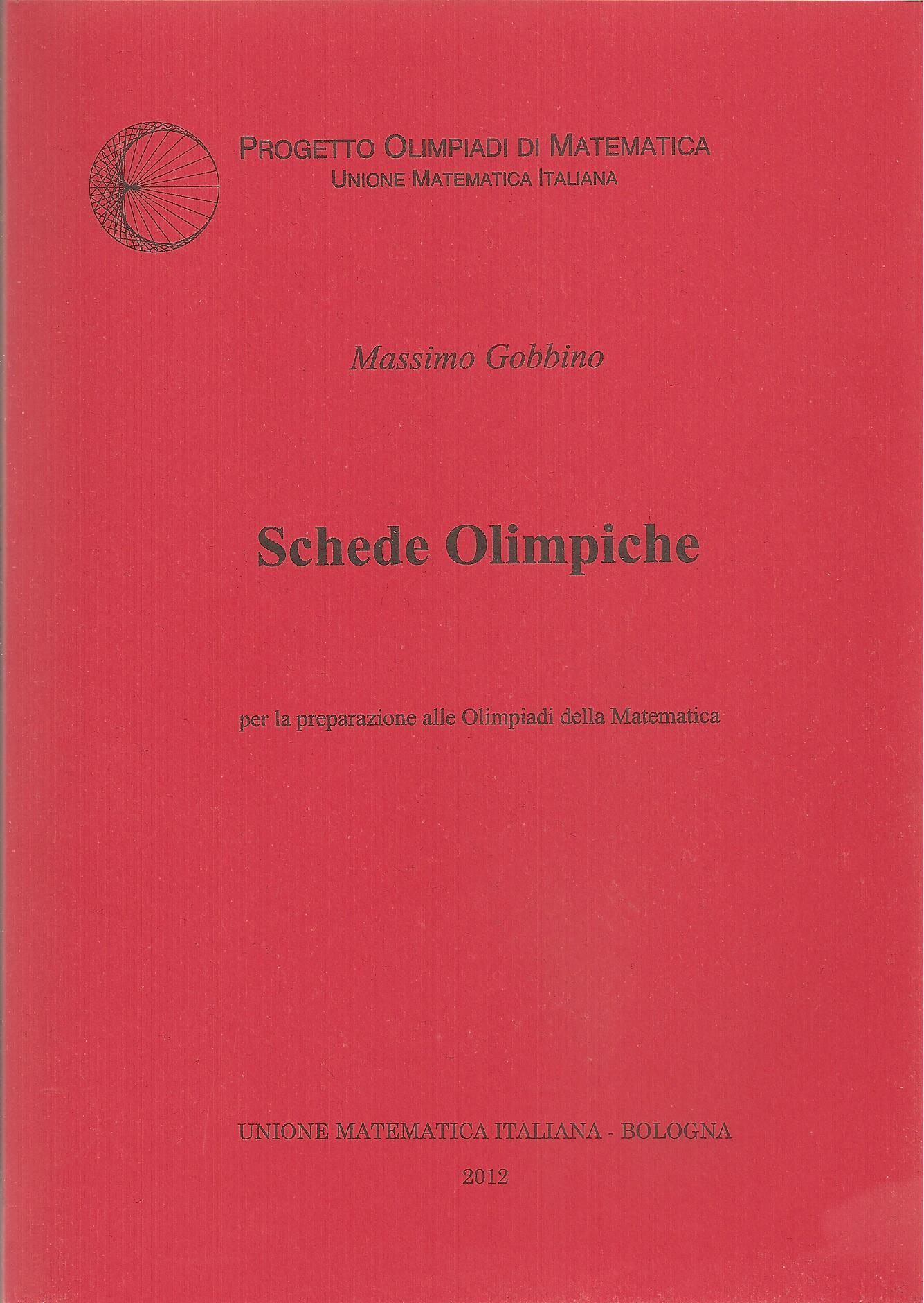 Schede olimpiche