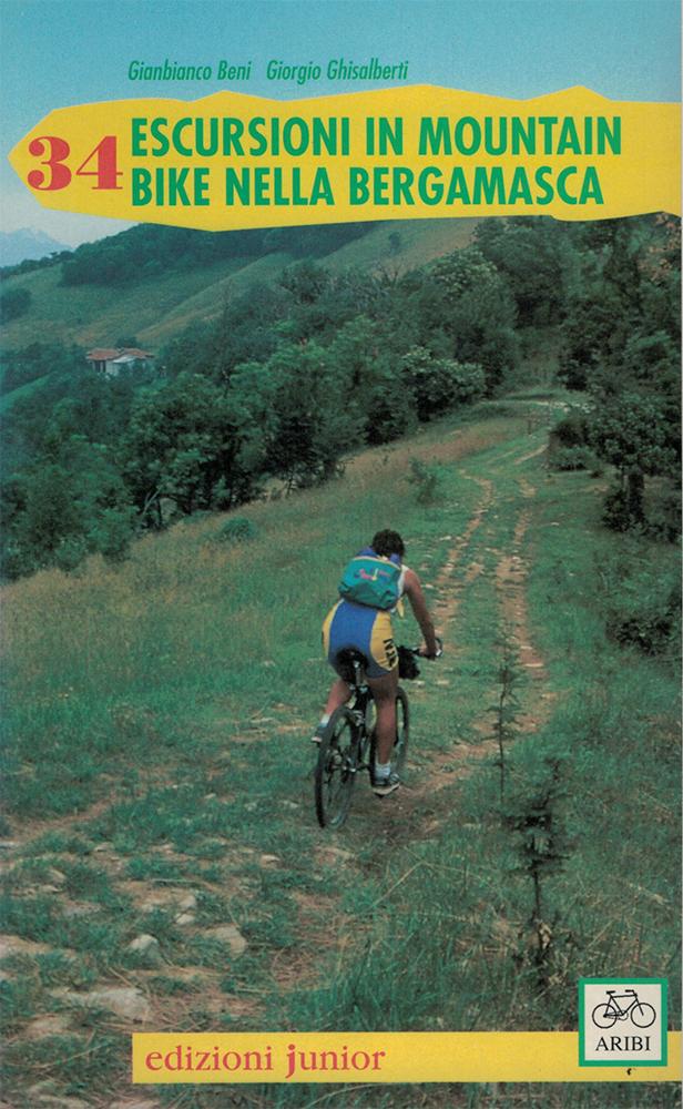 Trantaquattro escursioni in mountain bike