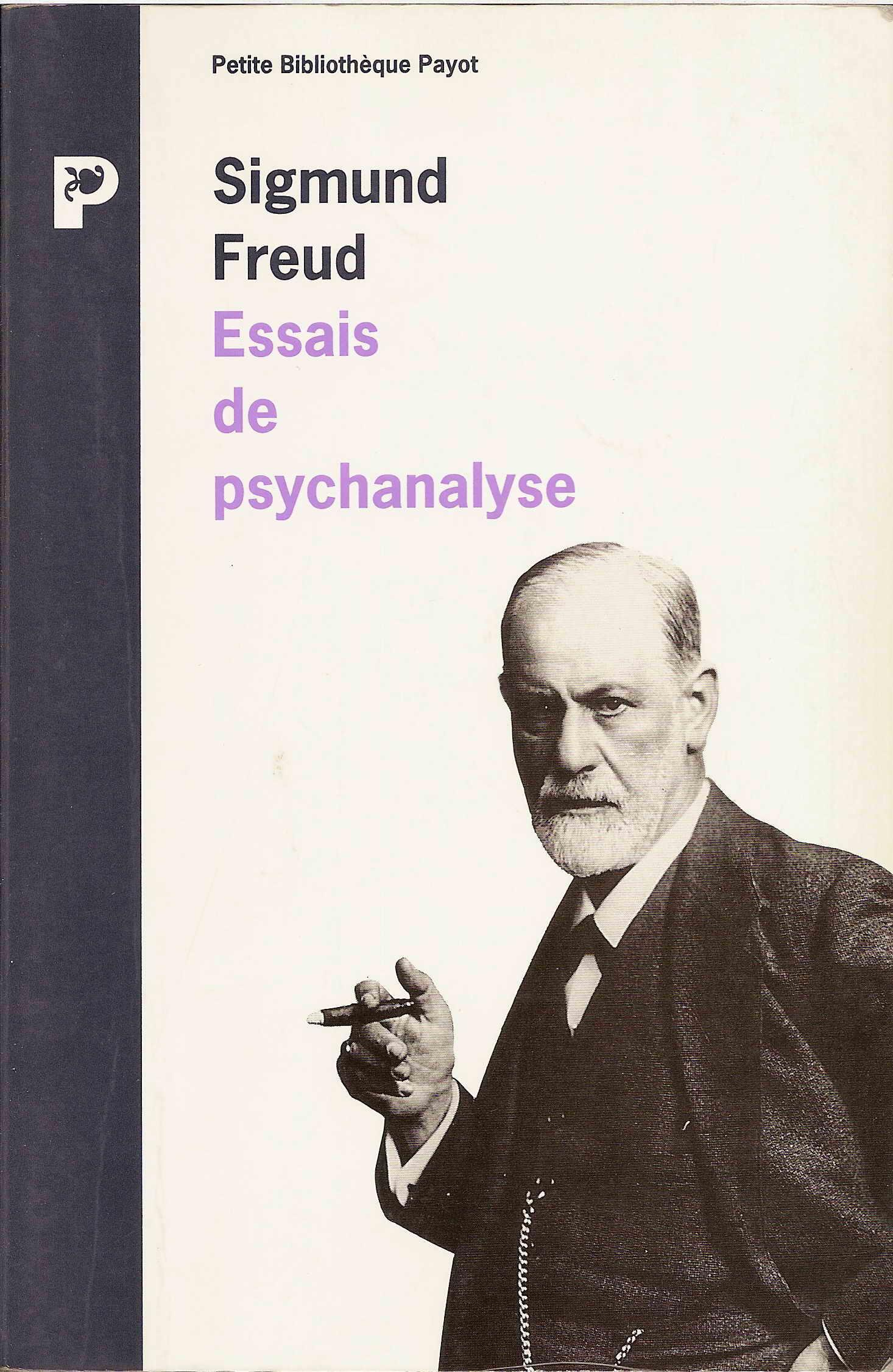 Essais de psychanaly...