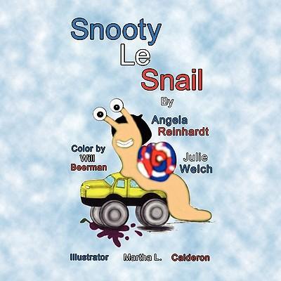 Snooty Le Snail