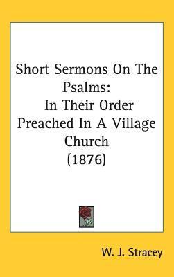 Short Sermons on the Psalms
