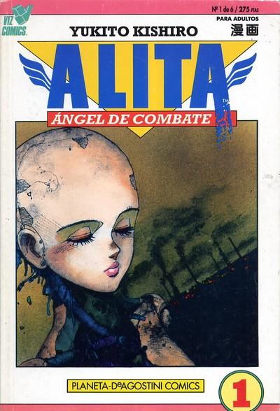 Alita, ángel de com...