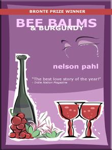 Bee Balms & Burgundy