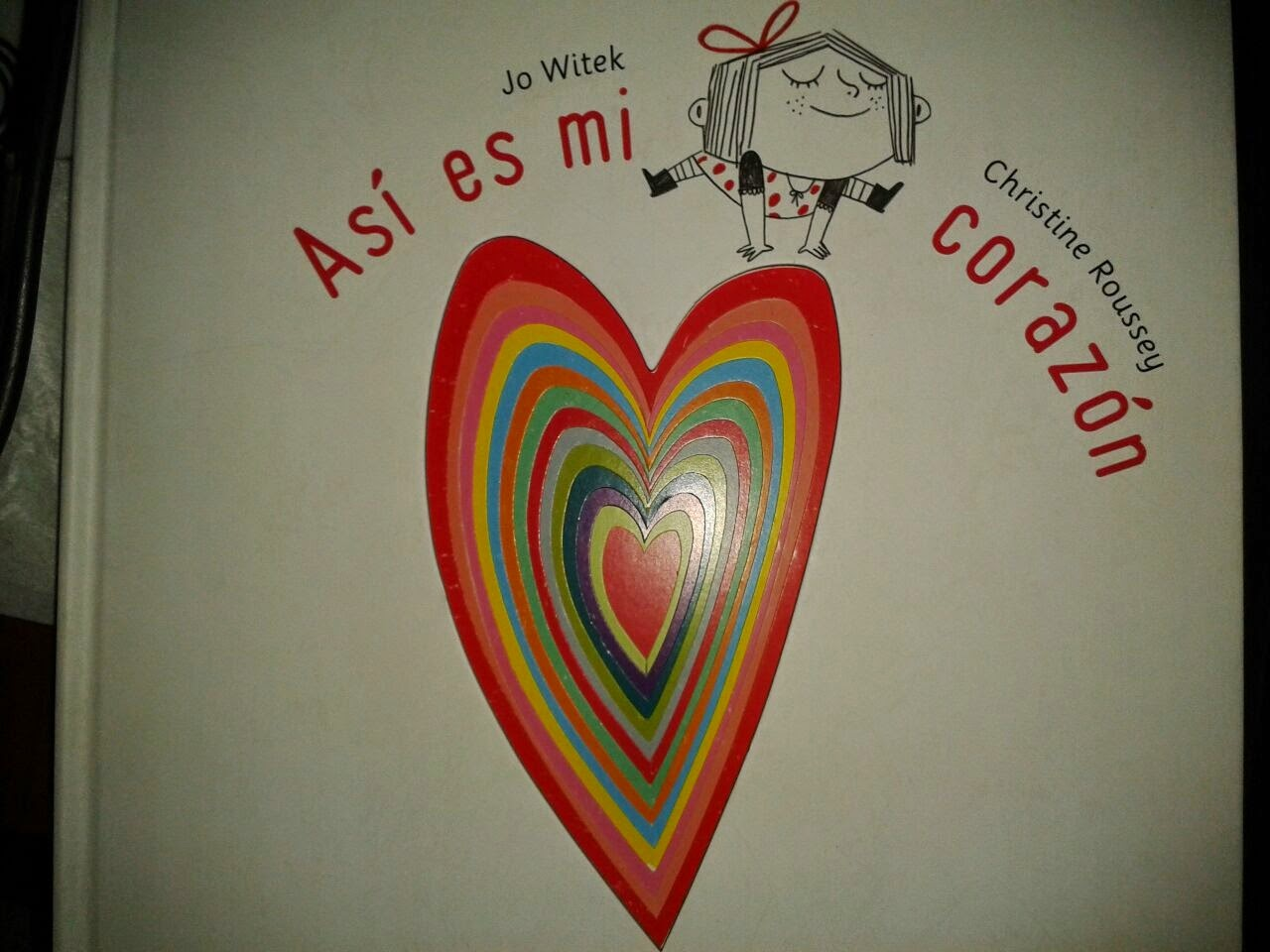 Así es mi corazón