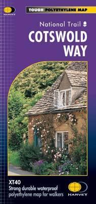 Cotswold Way XT40 (Route Map)