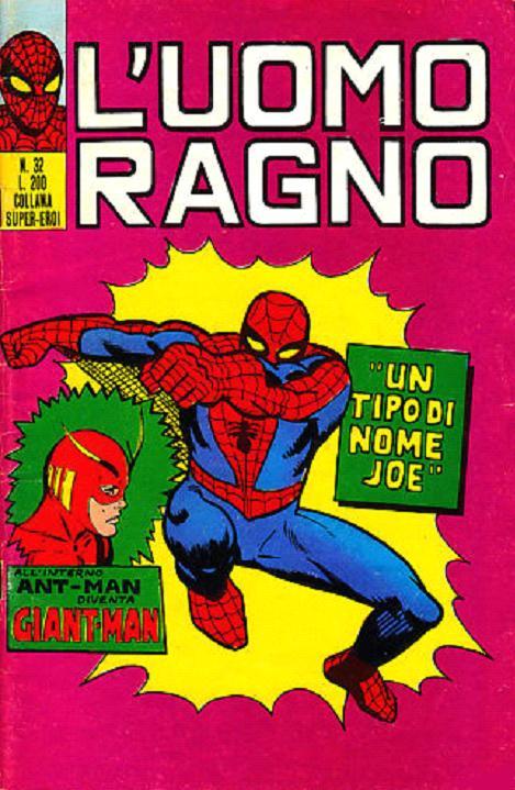 L'Uomo Ragno n. 32