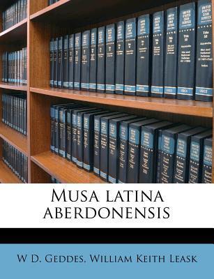 Musa Latina Aberdonensis