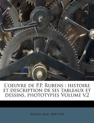 L'Oeuvre de P.P. Rub...