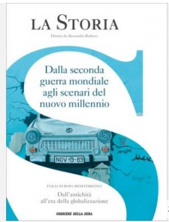 La Storia vol. 30