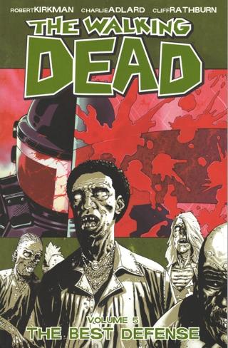 The Walking Dead: Best Defense v. 5