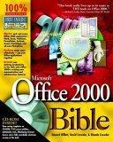 Microsoft® Office 2000 Bible