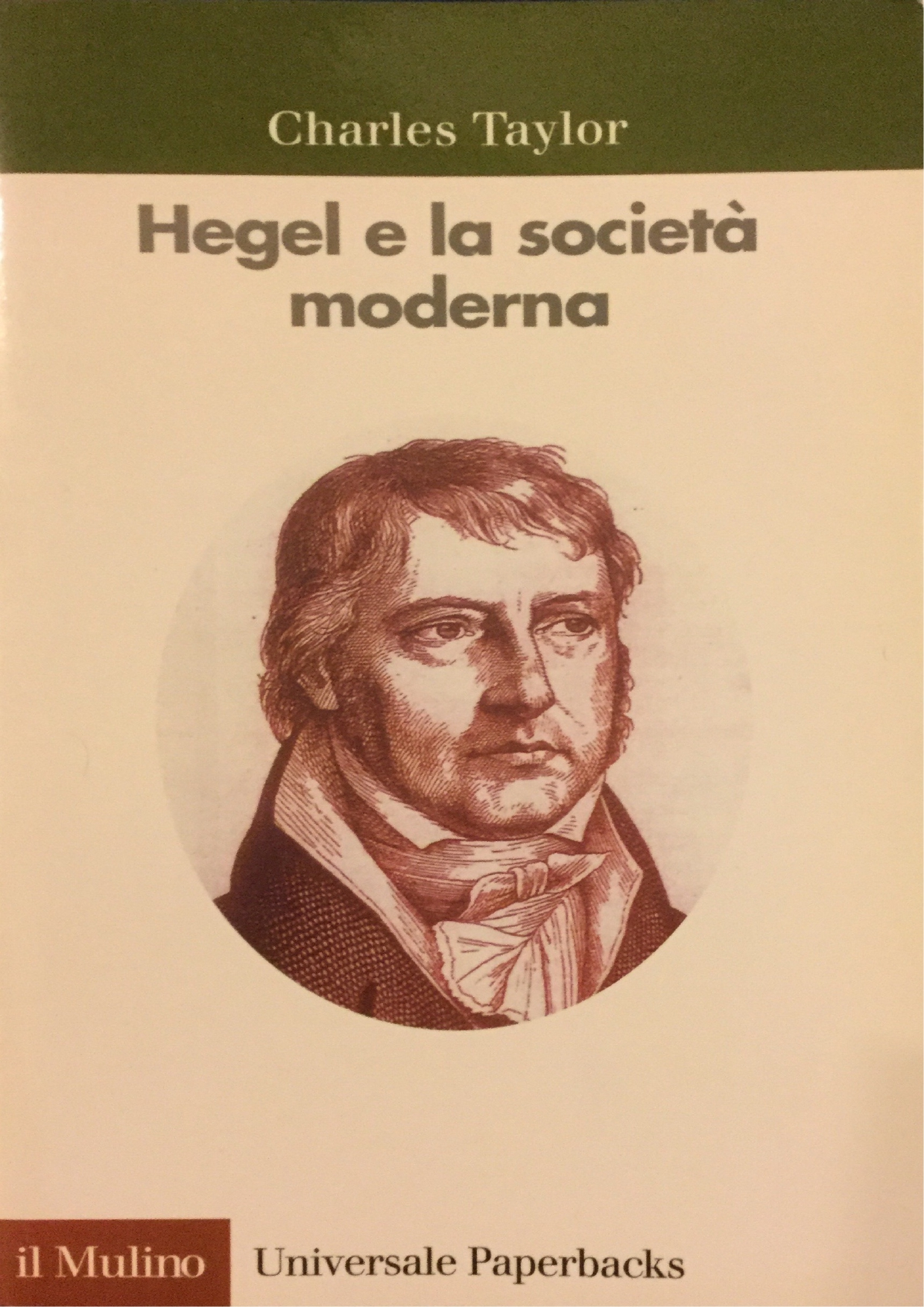 Hegel e la società moderna