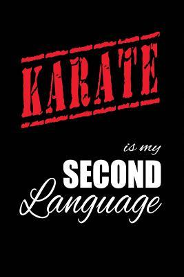 Karate Is My 2nd Language