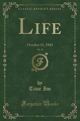 Life, Vol. 15