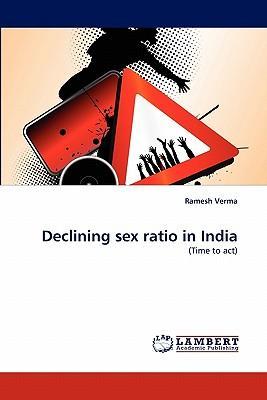 Declining sex ratio in India