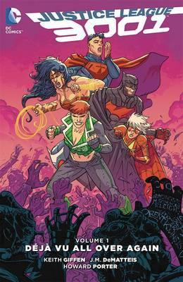 Justice League 3001 1