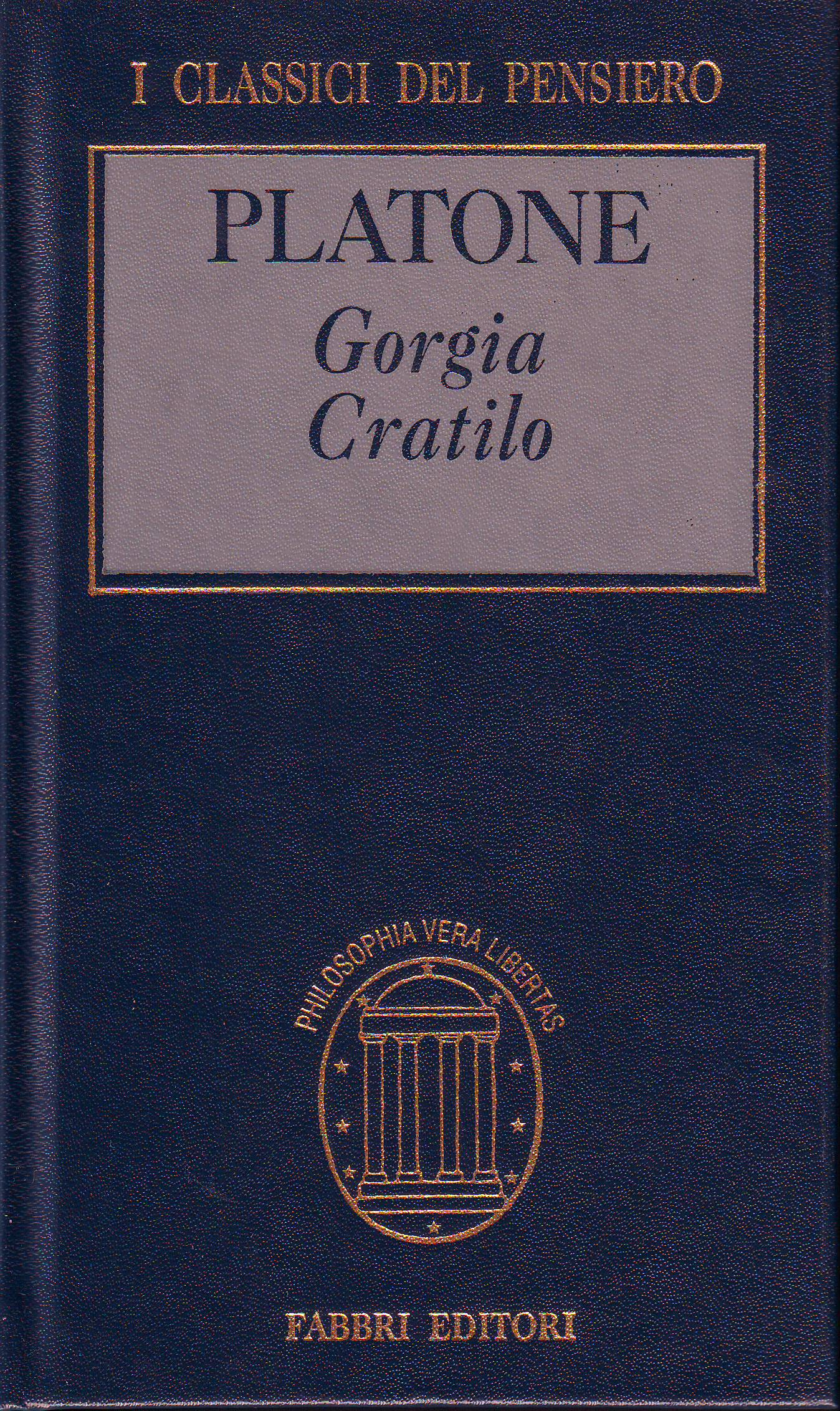Gorgia - Cratilo