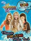 Hannah Montana Ultimate Pop-Star Sticker Book