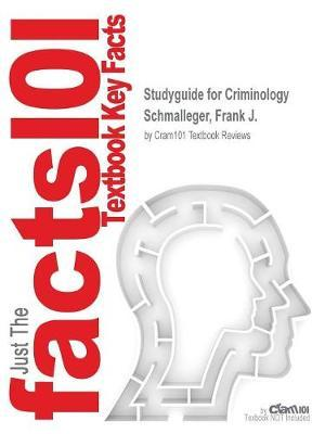 STUDYGUIDE FOR CRIMINOLOGY BY