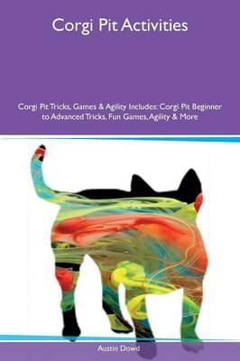 Corgi Pit Activities Corgi Pit Tricks, Games & Agility Includes
