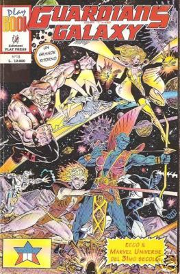 Guardians of Galaxy vol. 1