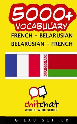 5000+ French Belarusian Belarusian-french Vocabulary