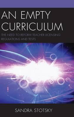 An Empty Curriculum