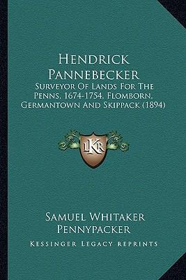 Hendrick Pannebecker