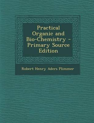 Practical Organic an...