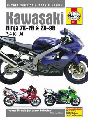 Kawasaki Ninja ZX-7R & ZX-9R 1994 - 2004