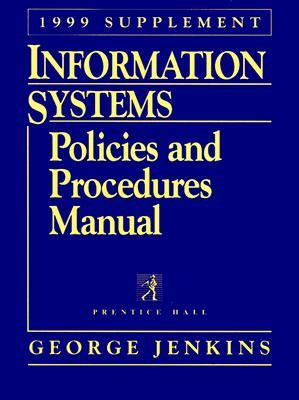 Information Systems Policies and Procedures Manual