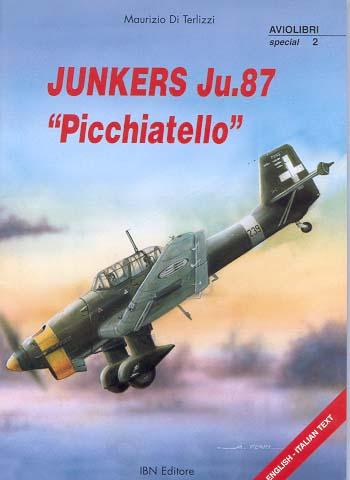 Junkers Ju-87 Picchiatello