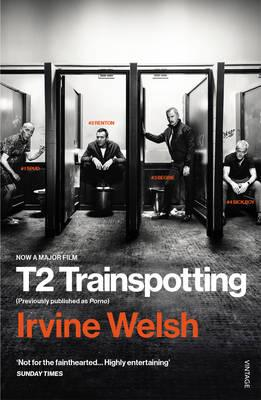 T2 trainspotting. Film tie-in