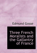 Three French Moralis...